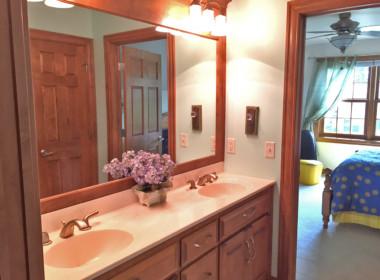 Upper Jack & Jill Bathroom